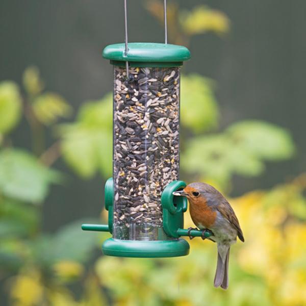Jacabi JayneThe One seed feeder