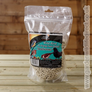 See our popular mealworm suet pellets