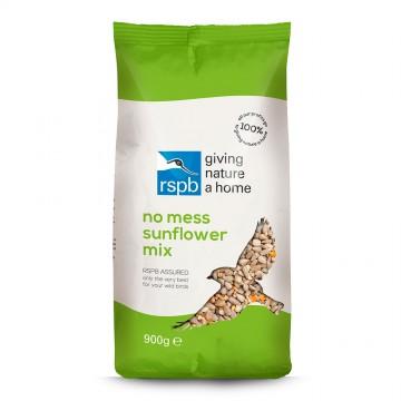 RSPB No Mess Seed Mix