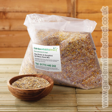 Song Thrush Seed Mix