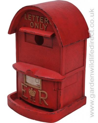 Take a look at the post box nesting box