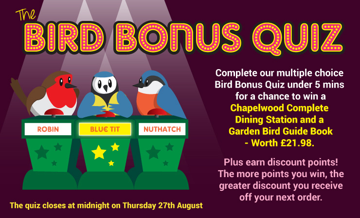 The Bird Bonus Quiz